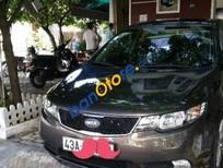 Cần bán xe Kia Cerato AT đời 2010, màu đen số tự động