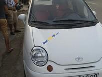 Cần bán xe cũ Daewoo Matiz đời 2008, màu trắng, 115 triệu