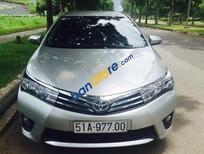 Bán ô tô Toyota Corolla altis AT đời 2014