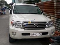 Cần bán Land Cruiser VX V8 đời 2013, màu trắng, nhập khẩu