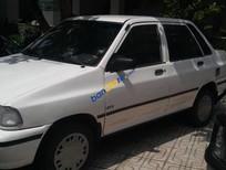 Bán xe Kia Pride đời 2002, màu trắng