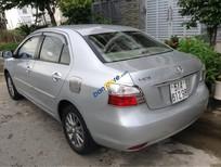 Bán xe cũ Toyota Vios E sản xuất 2013, màu bạc số sàn
