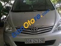 Bán Toyota Innova 2.0G đời 2010, màu bạc như mới, giá 580tr