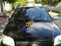 Bán xe Toyota Vios MT năm 2005, màu đen