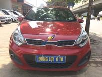 Bán ô tô Kia Rio 1.4 AT đời 2014, màu đỏ, xe nhập, giá 545tr