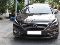 Cần bán lại xe Hyundai Sonata 2.0 đời 2014, màu nâu, xe nhập