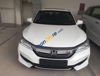 Honda Accord trắng - xe giao ngay - chương trình hấp dẫn tháng 10 - Hotline 0947 09 06 09