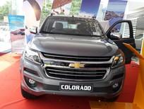 Cần bán xe Chevrolet Colorado 2.8L LTZ 4x4 mẫu 2k17, đủ màu, nhập khẩu chính hãng, giá tốt