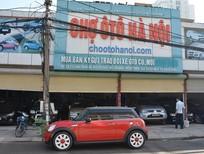 Xe Mini Cooper S 1.6 AT 2008, màu đỏ, xe nhập, giá 550tr