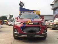 Cần bán Chevrolet Captiva AT đời 2016, màu đỏ