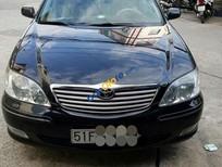 Cần bán Toyota Camry 2.4 đời 2003, màu đen chính chủ