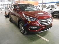 Hyundai Santa Fe 2.4l giảm giá tháng 10