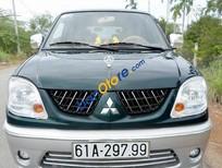 Bán Mitsubishi Jolie 2.0MPI đời 2004, màu xanh lam xe gia đình, giá 275tr