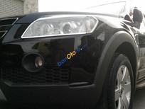 Cần bán gấp Chevrolet Captiva LT sản xuất 2008, màu đen xe gia đình, 360tr