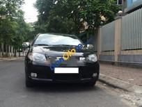 Cần bán lại xe Toyota Vios MT năm 2007, màu đen số sàn, 315tr
