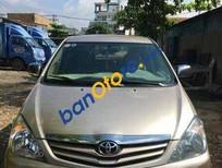 Bán Toyota Innova MT sản xuất 2009, màu nâu số sàn, 550 triệu