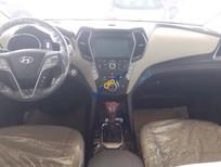 Bán xe Hyundai Santa Fe sản xuất 2016, màu trắng giá tốt. LH: 0939593770