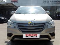 Chào bán Innova E, 2015, màu nâu vàng - LH Mr. Hạnh 0977262688 hoặc 0902216188