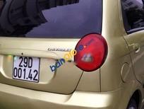 Cần bán lại xe Chevrolet Spark MT đời 2010 đã đi 50000 km