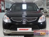Bán ô tô Hyundai Veracruz 3.8AT 4WD đời 2008, màu đen, nhập khẩu chính hãng, số tự động