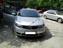 Chính chủ trực tiếp bán xe Forte SLI 2009 màu bạc