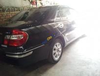 Bán Toyota Camry 2.4 đời 2002, màu đen, xe nhập