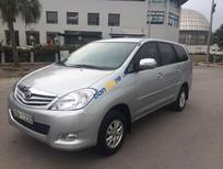 Cần bán Toyota Innova 2.0 G đời 2011, màu bạc chính chủ