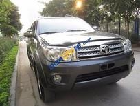 Cần bán xe Toyota Fortuner V năm 2009, giá 645tr
