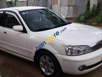 Cần bán xe Ford Laser MT đời 2003, màu trắng