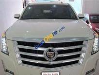 Cần bán xe Cadillac Escalade ESV đời 2016, màu trắng, nhập khẩu chính hãng