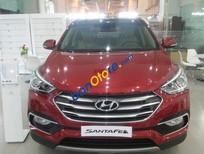 Bán ô tô Hyundai Santa Fe SUV sản xuất 2016, màu đỏ