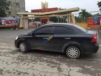 Cần bán lại xe Daewoo Gentra đời 2008, màu đen chính chủ, giá tốt