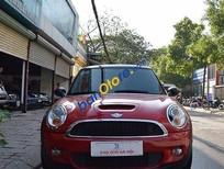 Cần bán Mini Cooper S đời 2008, màu đỏ, nhập khẩu chính hãng chính chủ