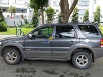 Bán ô tô Ford Escape XLT 3.0 đời 2002, màu xám