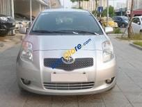 Cần bán xe Toyota Yaris 2009, màu bạc, nhập khẩu