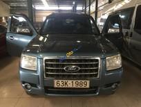 Cần bán xe Ford Everest năm 2008, màu xanh lam