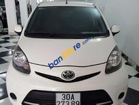 Bán Toyota Aygo AT năm 2012, màu trắng, nhập khẩu chính hãng số tự động giá cạnh tranh