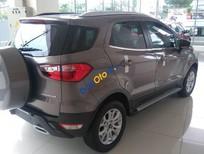 Bán Ford EcoSport 2016, màu xám, giá 625tr