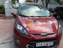 Bán Ford Fiesta AT đời 2011, màu đỏ
