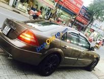 Cần bán Ford Mondeo MT đời 2005, màu nâu, giá 340tr