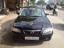 Bán ô tô Mazda 626 MT đời 2002, màu đen