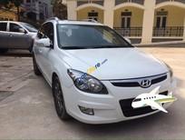 Bán ô tô Hyundai i30 CW đời 2011, màu trắng xe gia đình