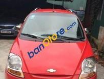 Cần bán Chevrolet Spark MT năm 2009, màu đỏ số sàn