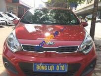 Bán xe Kia Rio 1.4 AT đời 2014, màu đỏ, giá 545tr