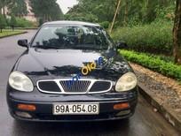 Bán xe cũ Daewoo Leganza đời 1999, màu đen