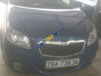 Cần bán xe cũ Daewoo GentraX đời 2009, nhập khẩu chính chủ