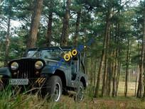 Bán Jeep CJ sản xuất 1968, màu xanh lam, nhập khẩu chính chủ giá cạnh tranh