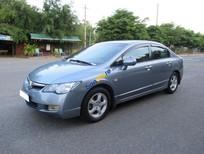 Cần bán gấp Honda Civic AT đời 2007, nhập khẩu nguyên chiếc