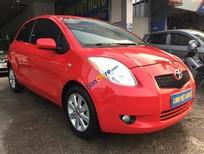 Cần bán xe Toyota Yaris 1.3AT đời 2008, màu đỏ, nhập khẩu chính hãng