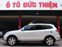 Cần bán Hyundai Santa Fe SLX đời 2008, màu bạc, bản full đồ